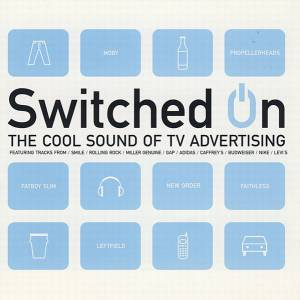 Switched On - The Cool Sound Of TV Advertising - Cover