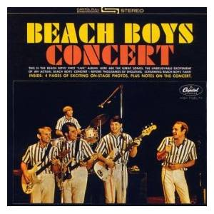 The Beach Boys: Concert - Cover