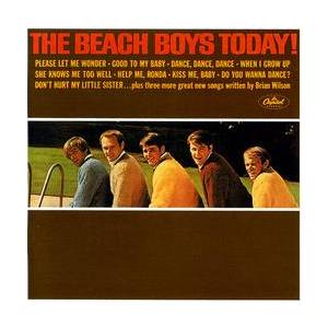 The Beach Boys: Today! - Cover
