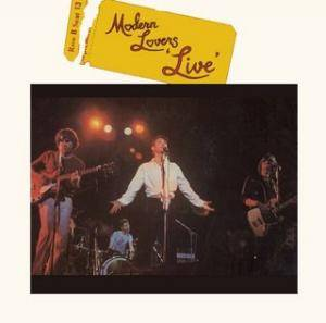 Cover - Modern Lovers, The: Modern Lovers Live