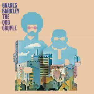 Gnarls Barkley: Odd Couple, The - Cover