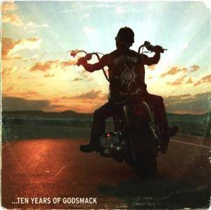 Godsmack: Good Times, Bad Times... Ten Years Of Godsmack - Cover