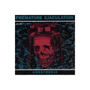 Cover - Premature Ejaculation: Anesthesia
