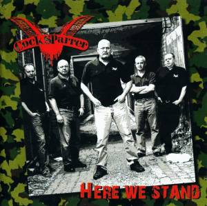 Cover - Cock Sparrer: Here We Stand