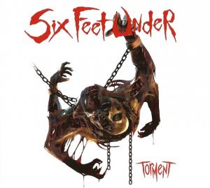 Six Feet Under: Torment - Cover