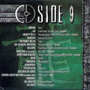 Cover - Collapse: D Side 9