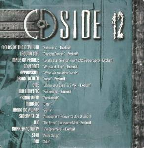 D Side 12 - Cover