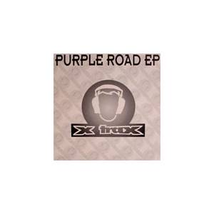 Cover - DJ Misjah & DJ Tim: Purple Road EP