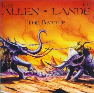 Allen / Lande: Battle, The - Cover