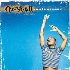 Cover - Me'Shell Ndegéocello: Peace Beyond Passion