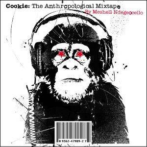 Cover - Me'Shell Ndegéocello: Cookie: The Anthropological Mixtape