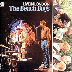 The Beach Boys: Live In London - Cover