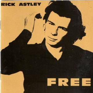 Cover - Rick Astley: Free