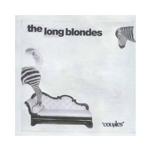 Cover - Long Blondes, The: Couples