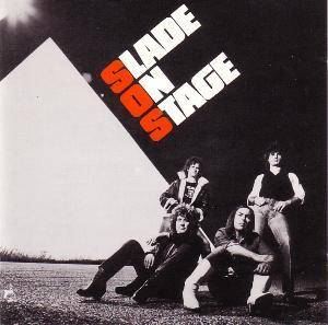 Slade: Slade On Stage - Cover
