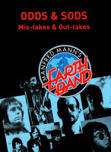 Manfred Mann's Earth Band: Odds & Sods - Mis-Takes & Out-Takes - Cover