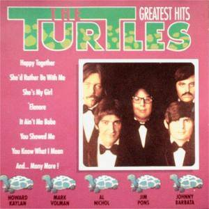 The Turtles: Greatest Hits - Cover