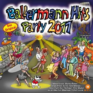 Ballermann Hits Party 2011 - Cover