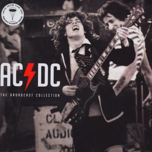 AC/DC: Broadcast Collection, The - Cover