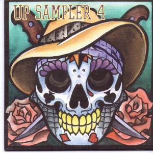 UP Sampler 4 - Cover