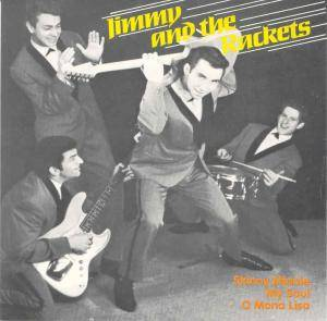 Jimmy & The Rackets: Jimmy And The Rackets - Cover