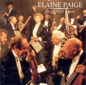 Cover - Elaine Paige: Queen Album, The