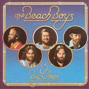 The Beach Boys: 15 Big Ones - Cover