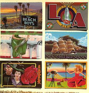 The Beach Boys: L.A. (Light Album) - Cover