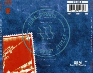 Dire Straits: On Every Street (CD) - Bild 2
