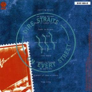 Dire Straits: On Every Street (CD) - Bild 4