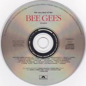 Bee Gees: The Very Best Of The Bee Gees (CD) - Bild 3