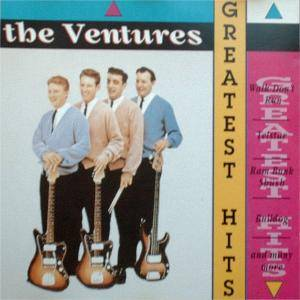The Ventures: Greatest Hits - Cover