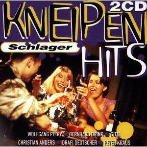 Kneipen Hits Schlager - Cover