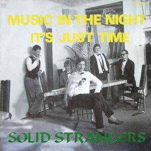 Solid Strangers: Music In The Night - Cover