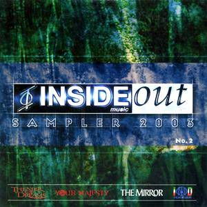 Cover - Arjen Anthony Lucassen's Star One: Inside Out Music - Sampler 2003 No. 2