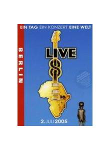 Live 8 - Berlin July 2nd 2005 - Cover