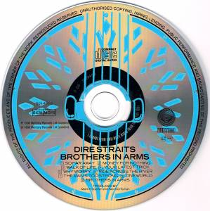 Dire Straits: Brothers In Arms (CD) - Bild 4