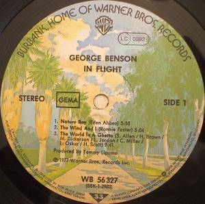 George Benson: In Flight (LP) - Bild 4
