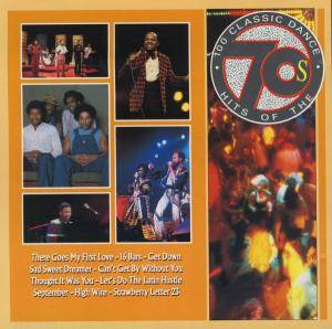 Cover - McFadden & Whitehead: 100 All Time Dance Hits Of The 1970's - 4