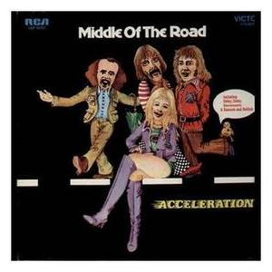 Cover - Middle Of The Road: Acceleration