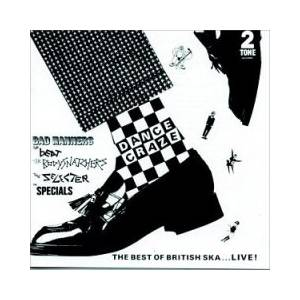Dance Craze - The Best Of British Ska...Live! - Cover