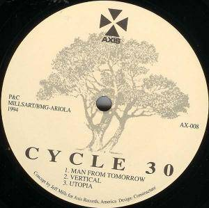 Cover - Jeff Mills: Cycle 30