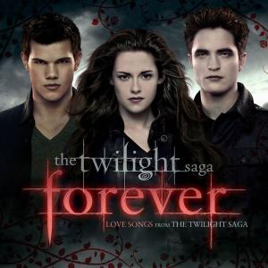 Twilight Saga Forever - Love Songs From The Twilight Saga, The - Cover