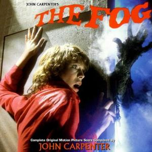John Carpenter: Fog, The - Cover