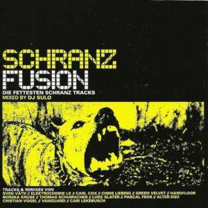 Cover - Christian Morgenstern: Schranz Fusion