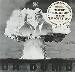 Cover - Kris Kross: Da Bomb