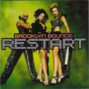 Cover - Brooklyn Bounce: Restart