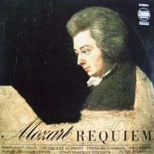 Wolfgang Amadeus Mozart: Requiem in d-Moll, KV 626 - Cover