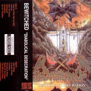Bewitched: Diabolical Desecration (Tape) - Bild 1