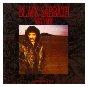 Black Sabbath: Seventh Star - Cover